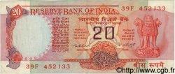 20 Rupees INDE  1975 P.082b TTB
