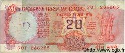20 Rupees INDE  1983 P.082g TB