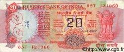 20 Rupees INDE  1990 P.082j TB
