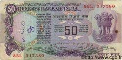 50 Rupees INDE  1975 P.083b TB
