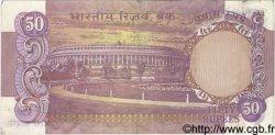 50 Rupees INDE  1977 P.083d TTB+