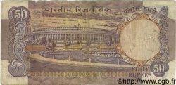 50 Rupees INDE  1983 P.084d B+