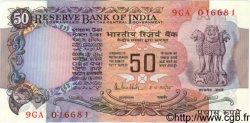 50 Rupees INDE  1983 P.084d SUP