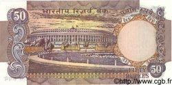 50 Rupees INDE  1983 P.084d SPL