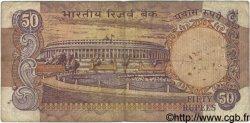 50 Rupees INDE  1990 P.084k B+