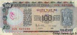 100 Rupees INDE  1983 P.085e B+