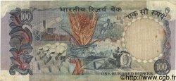 100 Rupees INDE  1983 P.085e TTB