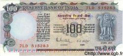 100 Rupees INDE  1983 P.085e SUP