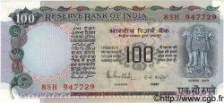 100 Rupees INDE  1983 P.085e pr.SPL