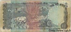 100 Rupees INDE  1981 P.086b TB+