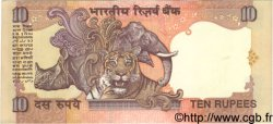 10 Rupees INDE  1996 P.089a NEUF