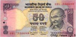 50 Rupees INDE  1997 P.090 SUP