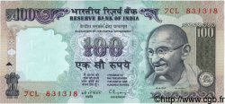 100 Rupees INDE  1996 P.091a NEUF