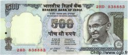 500 Rupees INDE  1998 P.092a pr.NEUF