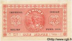 1 Rupee INDE  1914 PS.381 SPL