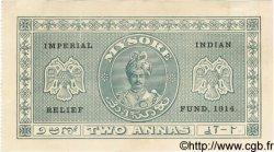 2 Annas INDE  1914 PS.382 pr.NEUF