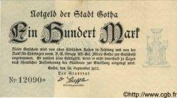 100 Mark ALLEMAGNE  1922 P.-