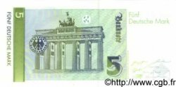 5 Mark ALLEMAGNE  1991 P.037 NEUF