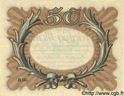 50 Mark ALLEMAGNE  1918 P.065 pr.NEUF