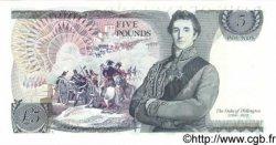 5 Pounds ANGLETERRE  1973 P.378b pr.SPL