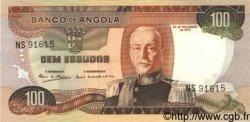 100 Escudos ANGOLA  1972 P.101