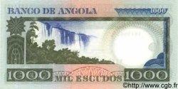 1000 Escudos ANGOLA  1973 P.108