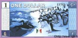 1 Dollar ANTARCTICA  1999 P.- NEUF