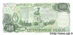500 Pesos ARGENTINE  1982 P.303b NEUF