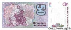 50 Australes ARGENTINE  1986 P.326b NEUF