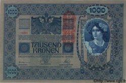 1000 Kronen AUTRICHE  1919 P.059 SPL+