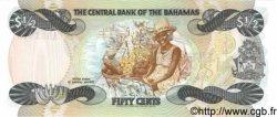 1/2 Dollar BAHAMAS  1984 P.42 NEUF
