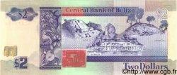 2 Dollars BELIZE  1991 P.52b NEUF
