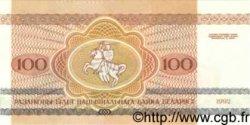 100 Rublei BIÉLORUSSIE  1992 P.08 NEUF