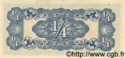 1/4 Roupie BIRMANIE  1942 P.12a NEUF