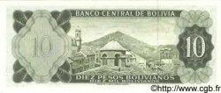 10 Pesos Bolivianos BOLIVIE  1962 P.154 NEUF