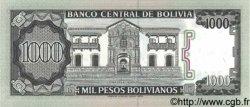 1000 Pesos Bolivianos BOLIVIE  1982 P.167 NEUF