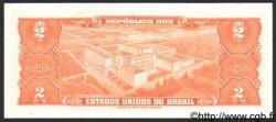 2 Cruzeiros BRÉSIL  1958 P.151b NEUF