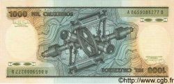 1000 Cruzeiros BRÉSIL  1985 P.201c NEUF