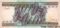 5000 Cruzeiros BRÉSIL  1985 P.202c NEUF