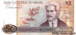 50 Cruzados BRÉSIL  1986 P.210a NEUF