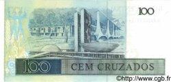 100 Cruzados BRÉSIL  1987 P.211c NEUF