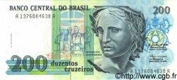 200 Cruzeiros BRÉSIL  1990 P.229