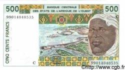 500 Francs BURKINA FASO  1999 P.310Cj NEUF