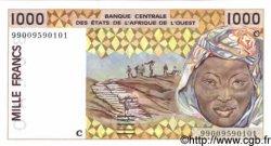 1000 Francs BURKINA FASO  1999 P.311Cj NEUF