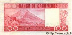 100 Escudos CAP VERT  1977 P.54 NEUF