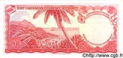 1 Dollar CARAÏBES  1965 P.13g NEUF