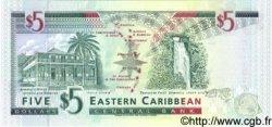 5 Dollars CARAÏBES  1994 P.31g NEUF