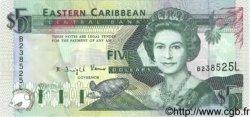 5 Dollars CARAÏBES  1994 P.31l NEUF
