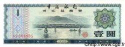 1 Yuan CHINE  1979 P.FX3