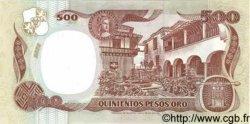 500 Pesos Oro COLOMBIE  1993 P.431c NEUF